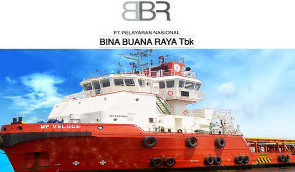 BBRM Kuartal I-2021, Pelayaran Nasional Bina Buana Raya (BBRM) Pangkas Rugi Jadi USD432 Ribu