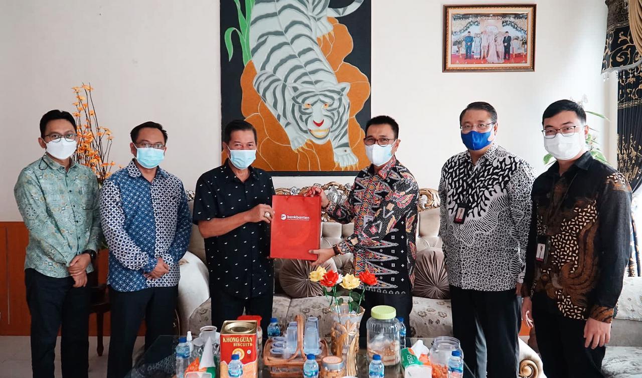 BEKS APBD Rp1,18 T, Ini MOU Yang Ditandatangani Bank Banten (BEKS) dan Walikota Serang