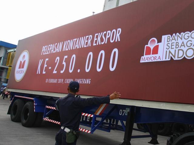 MYOR Ditengah Pandemi, Mayora Indah (MYOR) Optimis Penjualan Tumbuh 10 Persen Tahun Ini