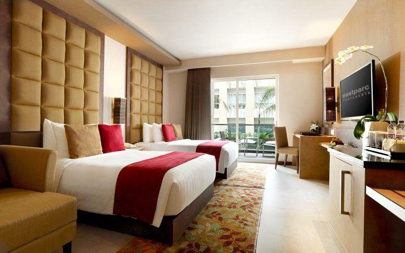 EAST Dari Rugi, Kini Eastparc Hotel (EAST) Bukukan Laba Rp3,34 Miliar Per 30 Juni
