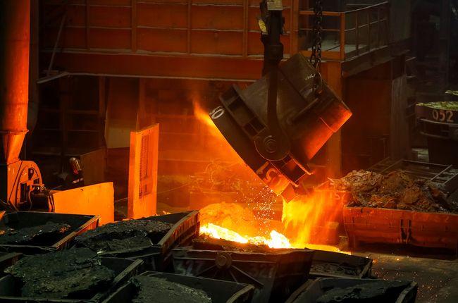 Industri Logam Penyumbang Terbesar Investasi Manufaktur