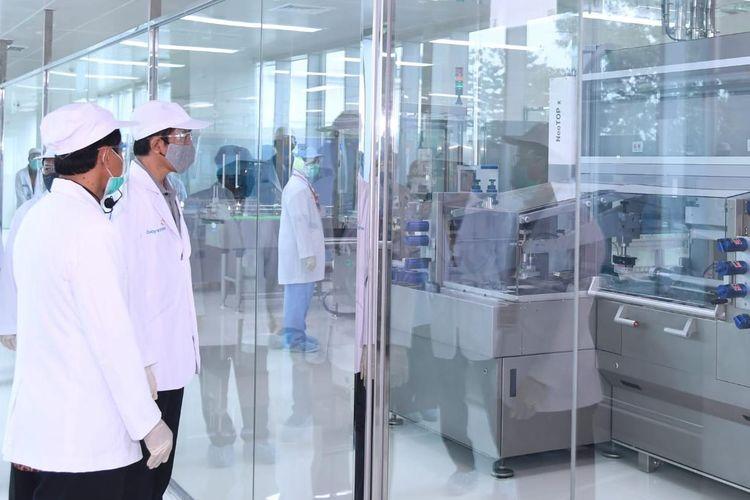 Agustus, Bio Farma Distribusikan 19,8 Juta Dosis Vaksin Covid-19