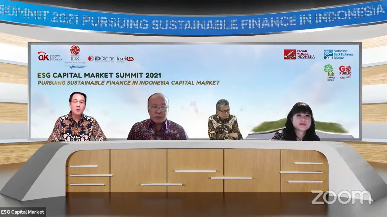 Dorong Implementasi ESG, Ini Tindakan Insan Pasar Modal Indonesia