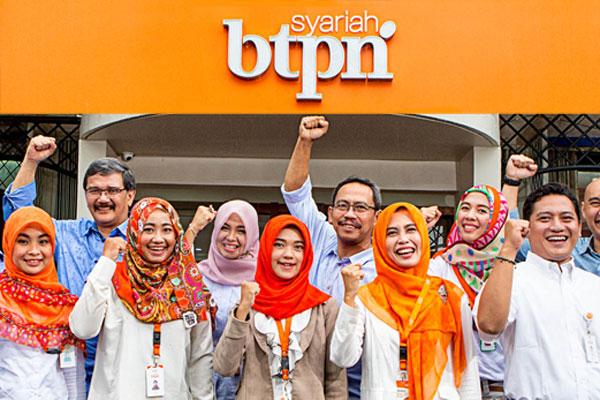 BTPN BTPS Ini Kunci Sukses Bank BTPN Syariah (BTPS) Salurkan Pembiayaan Rp10,05 Triliun