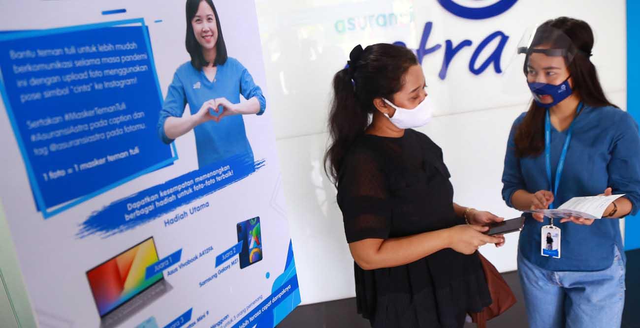SWA Nobatkan Asuransi Astra sebagai Indonesia Living Legend Private Companies 2021