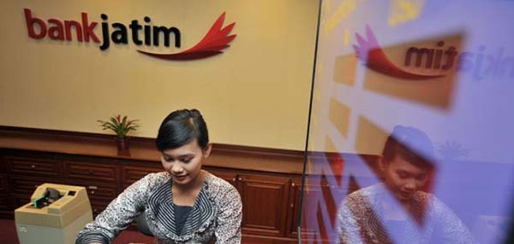 BJTM Layanan Digital Tumbuh, Bank Jatim (BJTM) Cetak Laba Bersih Rp803 Miliar