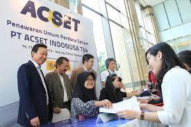 ACST Acset Indonusa (ACST) Kantongi Kontrak Baru Senilai Rp191 Miliar Hingga Juni 2021