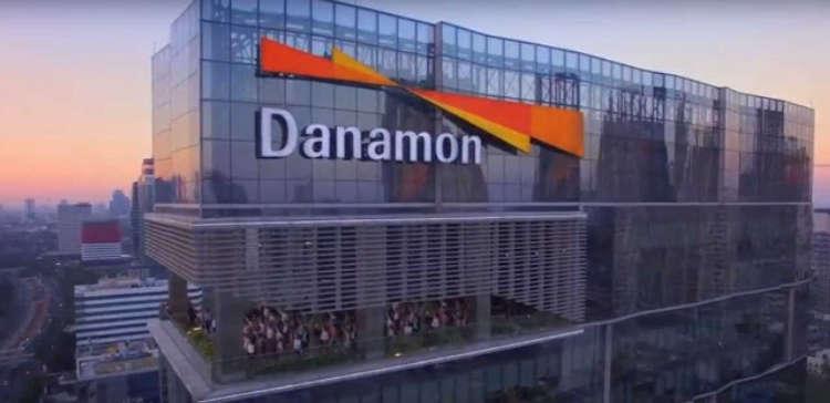 BDMN Danamon (BDMN) Bukukan Laba Bersih Rp998 Miliar di Semester I, Tumbuh 18 Persen