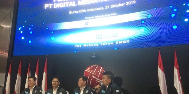 DMMX Tak Bagi Dividen, Digital Mediatama (DMMX) Setujui Pandu Sjahrir Jadi Komisaris