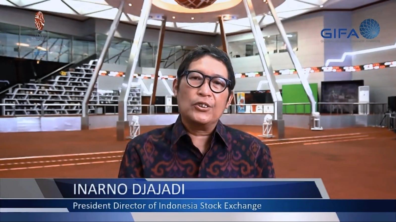 BEI Cetak Hat-Trick The Best Islamic Capital Market di Ajang GIFA 2021
