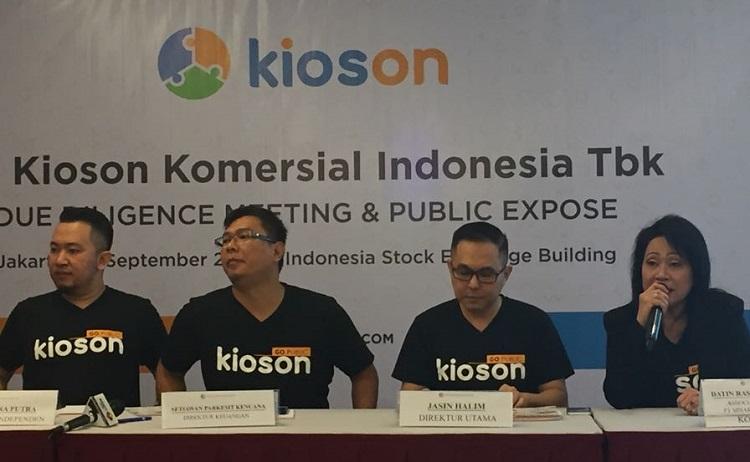 Reginald Undur Diri, Posisi Direktur Utama Kioson Komersial (KIOS) Lowong