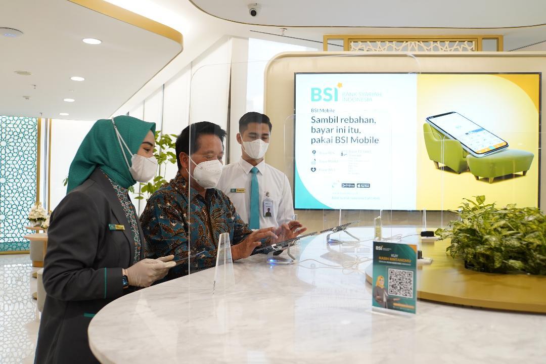 Bank Syariah Indonesia (BRIS) Operasikan Kantor Cabang Digital