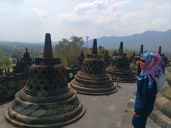 Kemenparekraf Akan Uji Coba  Borobudur Terima Wisatawan Terbatas