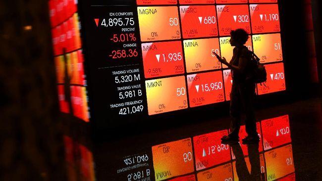 Tunggu Sikap The Fed, Pelaku Pasar Pilih Wait & See