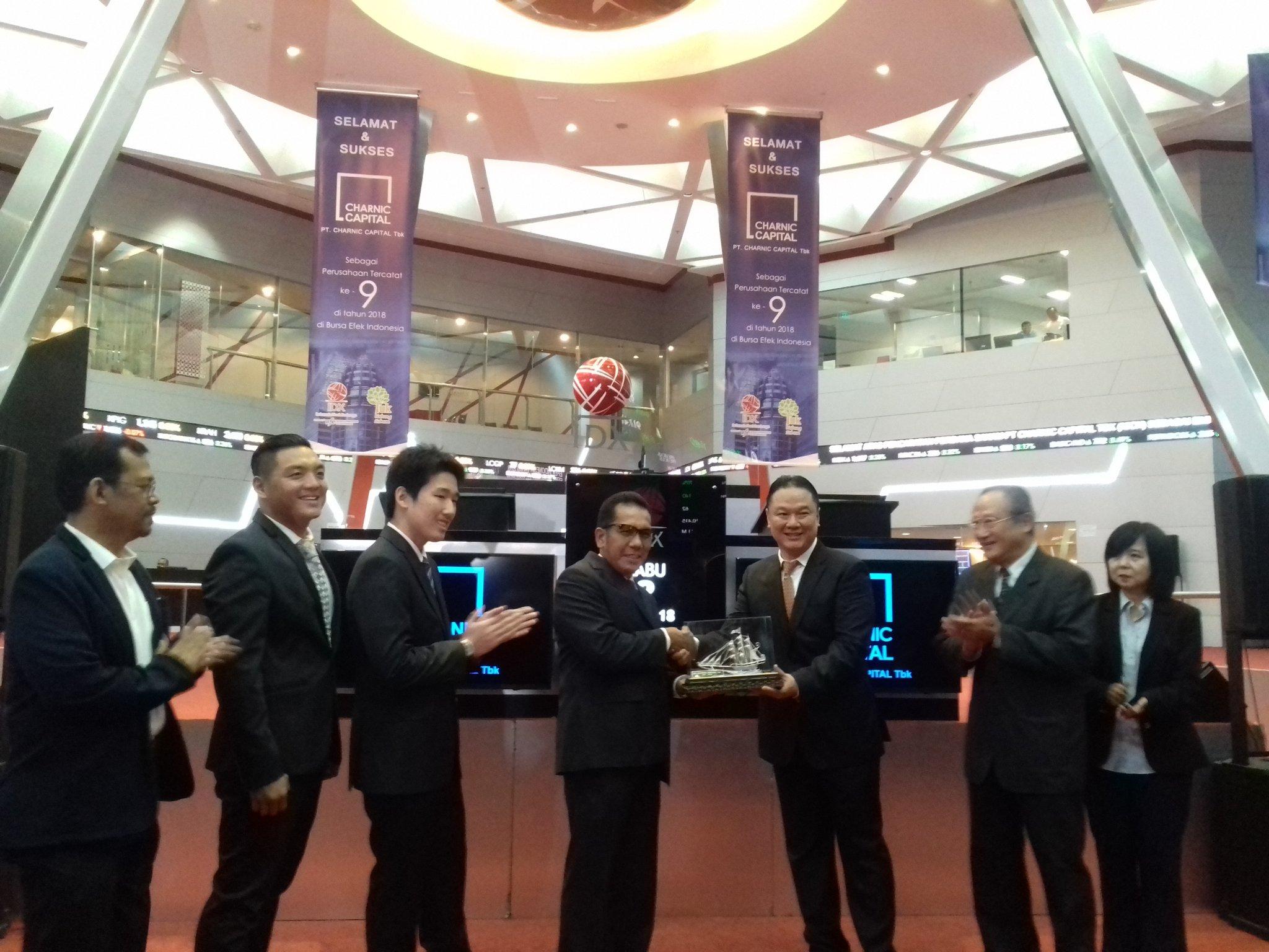 Divestasi 7,59 Juta Saham Fuji Finance (FUJI), Charnic Capital (NICK) Raup Miliaran Rupiah