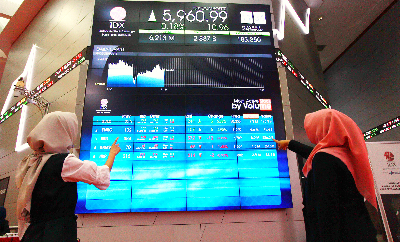 Dana Hasil IPO Capai Rp32 Triliun, BEI: Ini Rekor Terbesar Sejak Tahun 1977