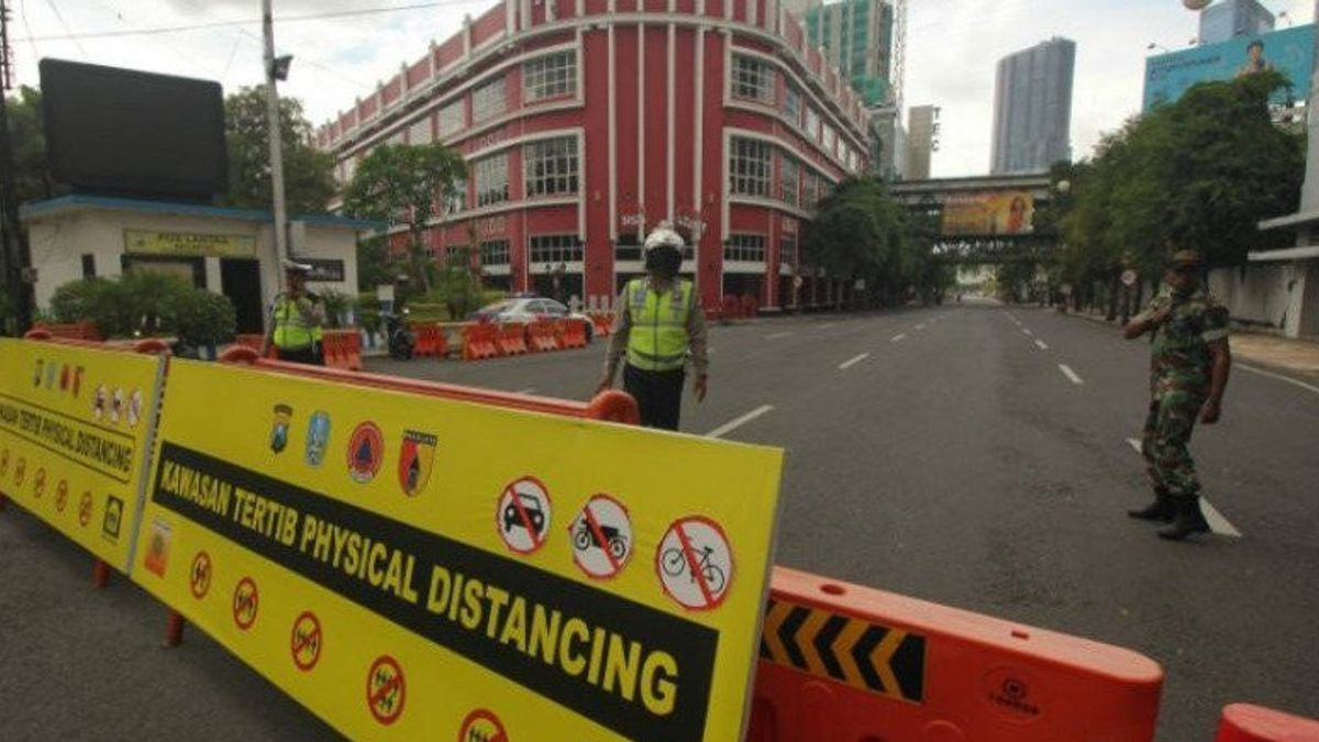 Pandemi Covid-19, Empat Provinsi di Jawa dapat Peringatan dari WHO