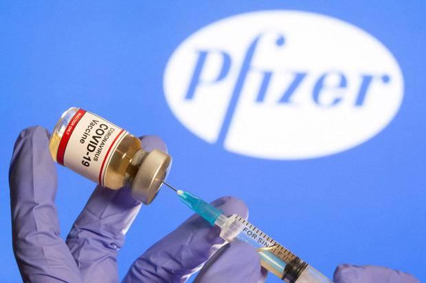 Indonesia Kedatangan Vaksin Tahap ke-16 Pfizer 1,14 Juta Dosis, Donasi AS