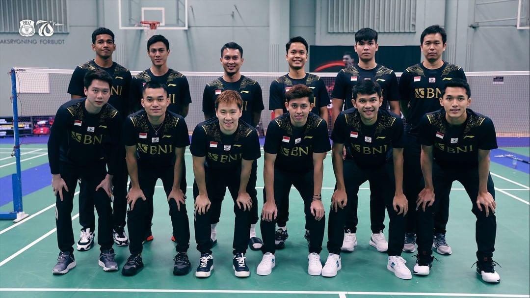 Tanpa Minions dan Ginting, Indonesia Kandaskan Aljazair 5-0