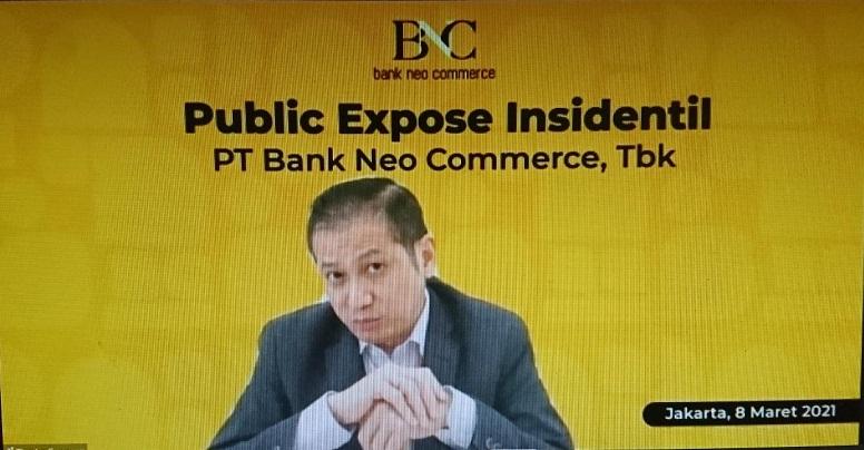 Laba 2020 Susut, Ini Strategi Bank Neo Commerce (BBYB) Kedepan