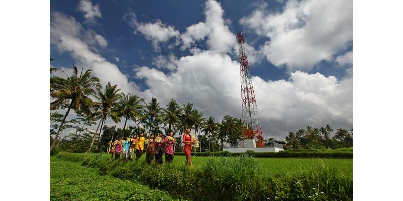 Wow, Tower Bersama Infrastructure (TBIG) Akuisisi Menara Rp6,60 Triliun
